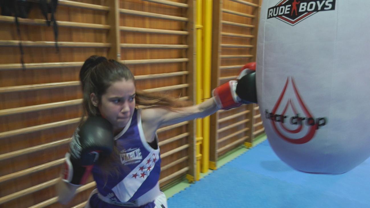 Laura 'La Bonita Carrasco', la promesa del boxeo femenino