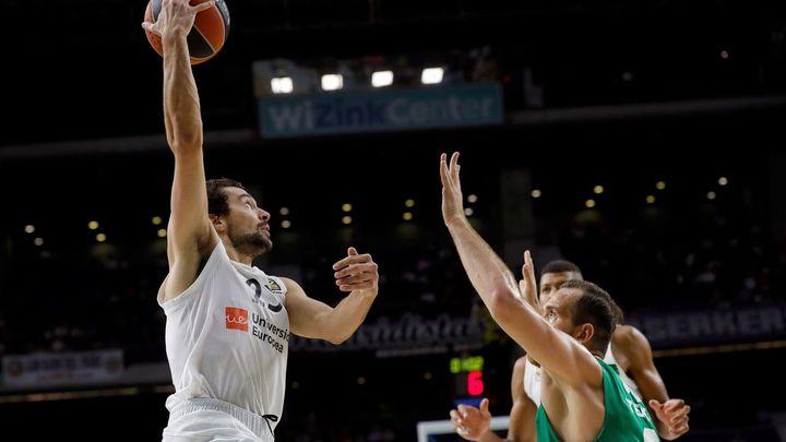"""Reyes: """"Nuestro límite es volver a ganar la Euroliga"""""""