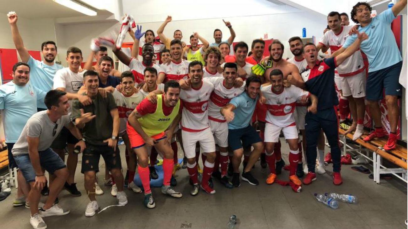 2-0. Tercera victoria consecutiva del UD Sanse