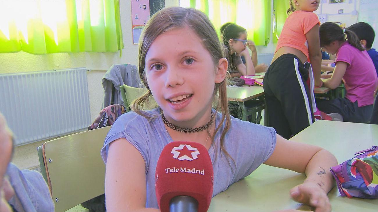 Un profesor de Leganés imparte clases con un juego de rol
