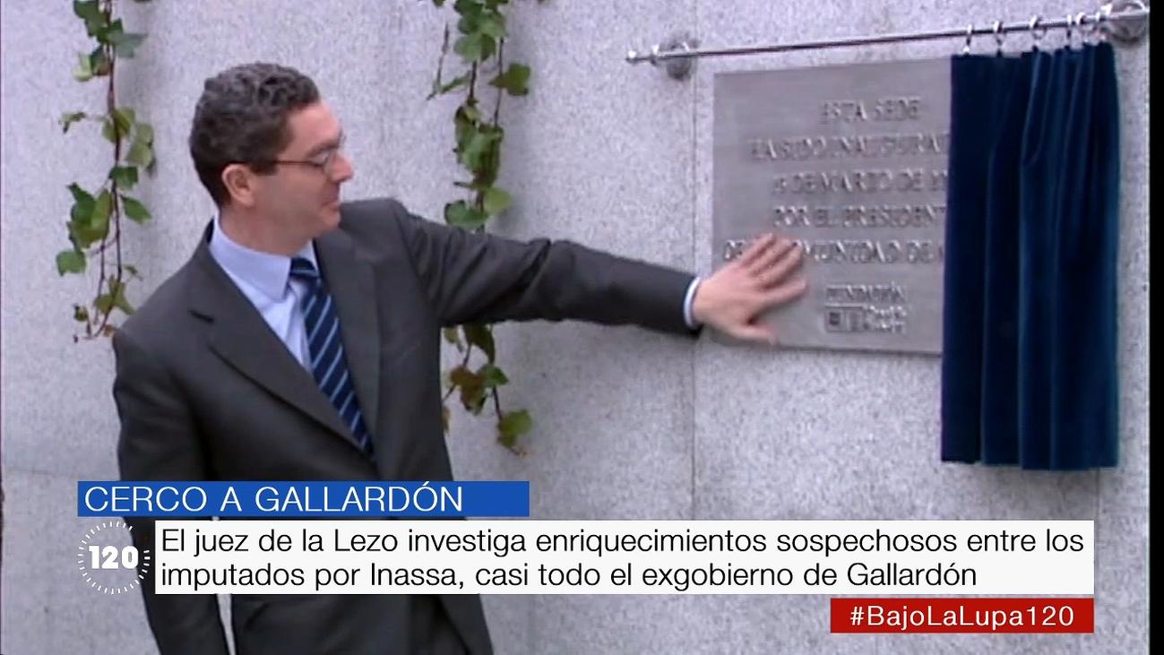 """El juez del """"Caso Lezo"""" investiga el patrimonio de Gallardón"""