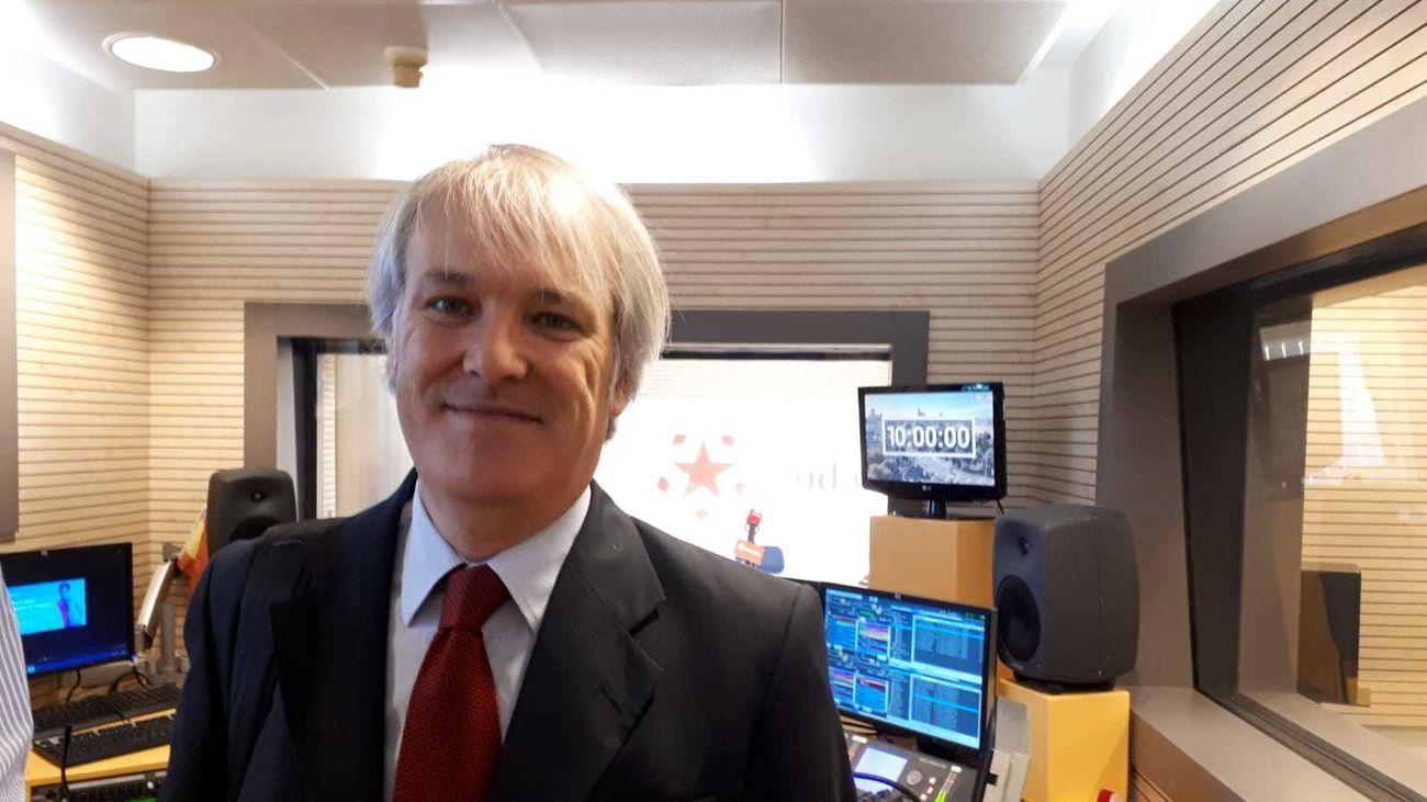 Enrique García portavoz de la OCU