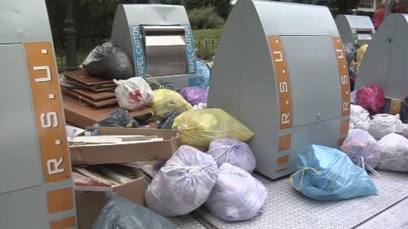 La basura en Alcorcón, ¿un arma política?