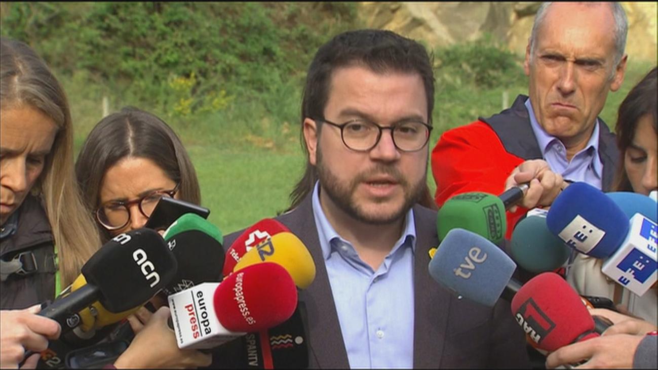 ERC y PdeCAT  no negociarán los presupuestos sin avances en presos y autodeterminación