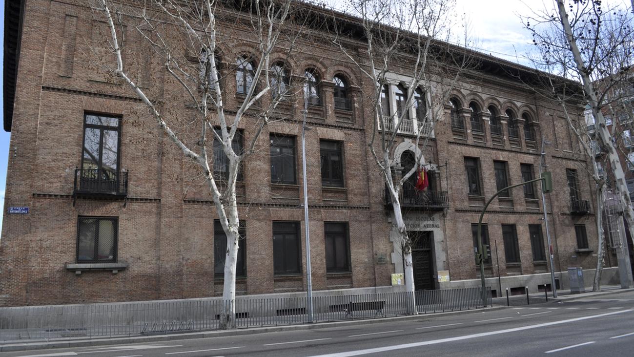 Siguen los robos en el colegio Concepción Arenal de Arganzuela