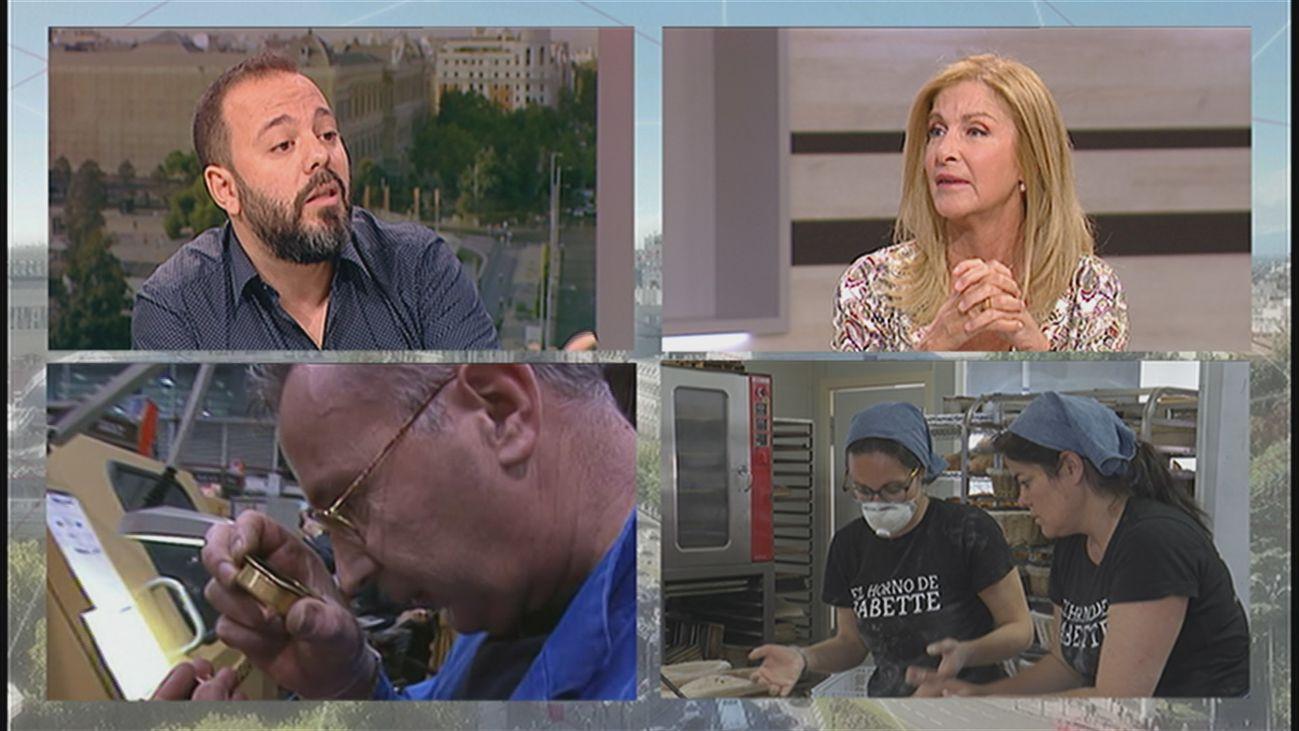 Buenos Días Madrid (8:30-10:30)  16.10.2018