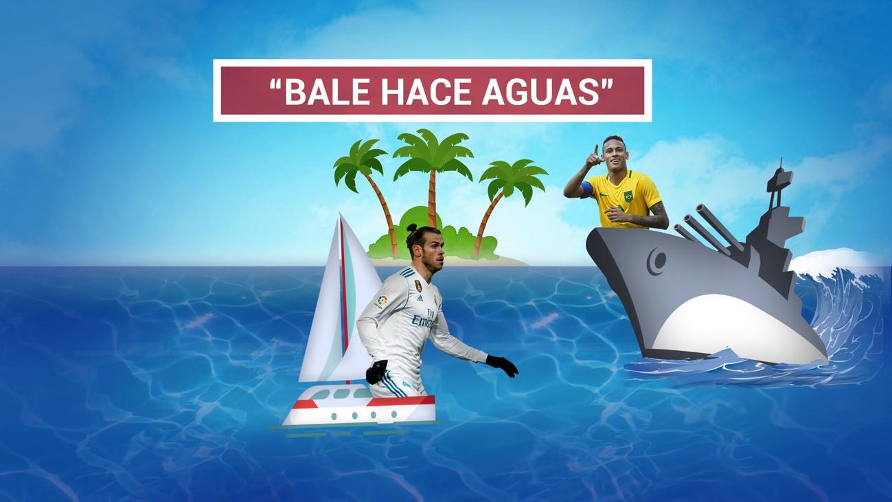 Lo de Bale no tiene arreglo