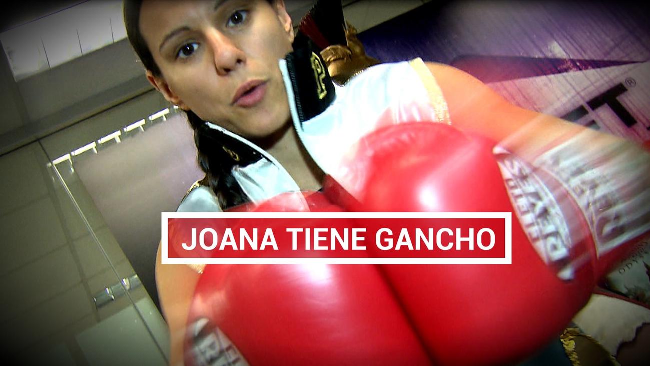Joana Pastrana, una campeona a fuerza de sacrificio