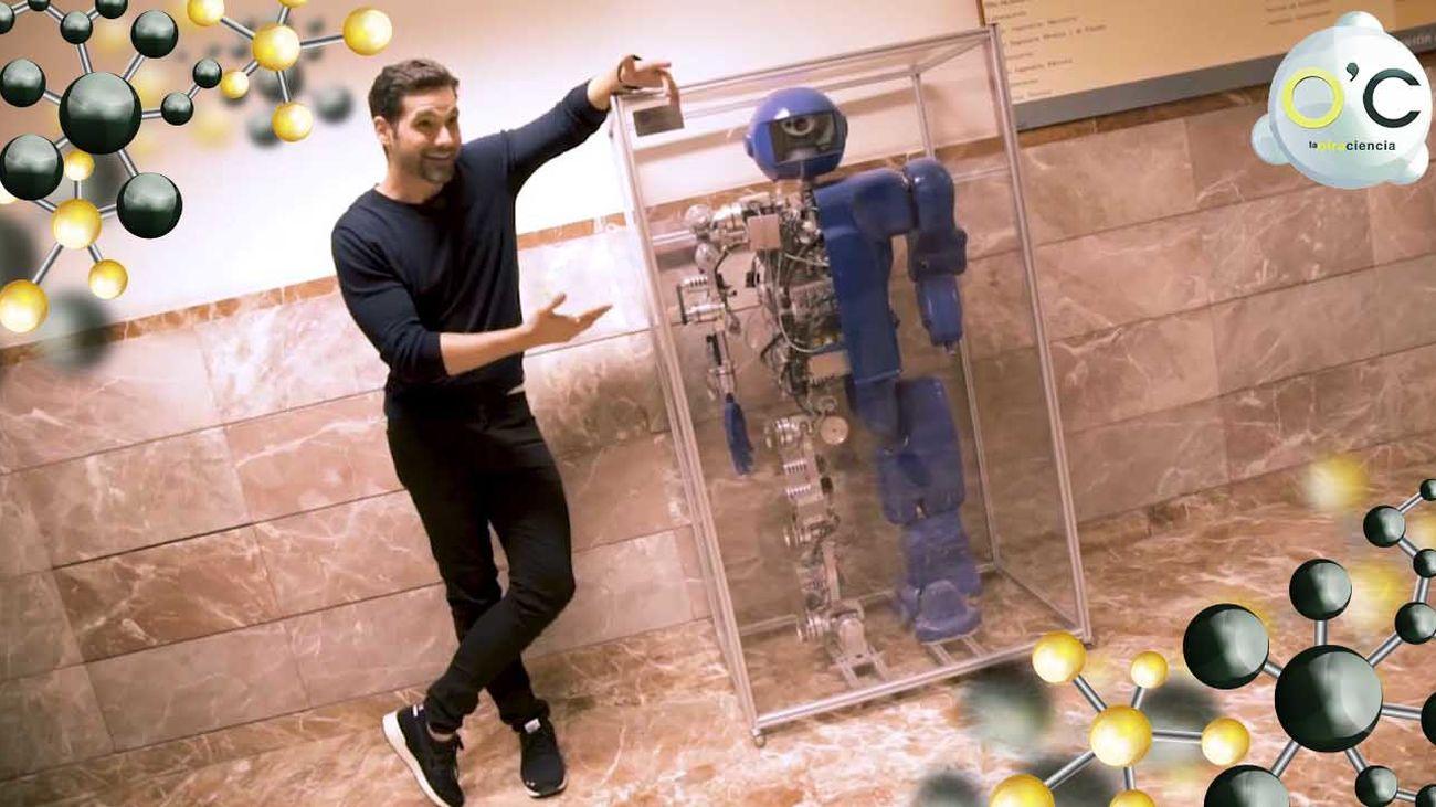 La Otra Ciencia: Robots y Humanos