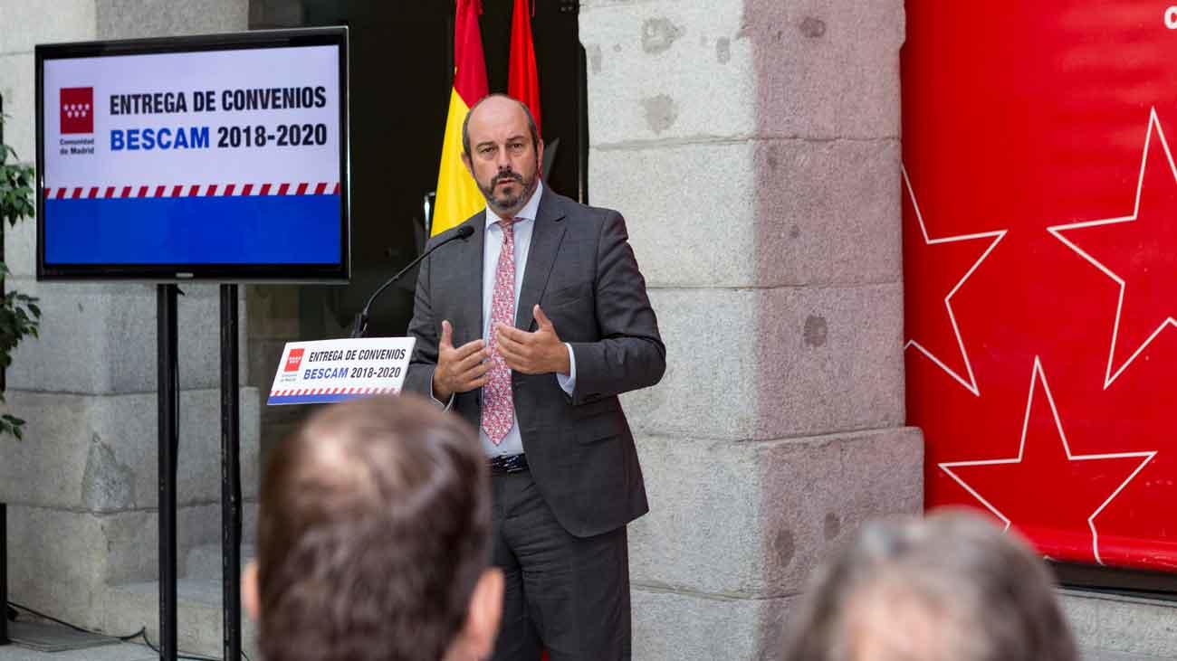Aprobados 19,4 millones de euros para financiar las BESCAM en 14 municipios