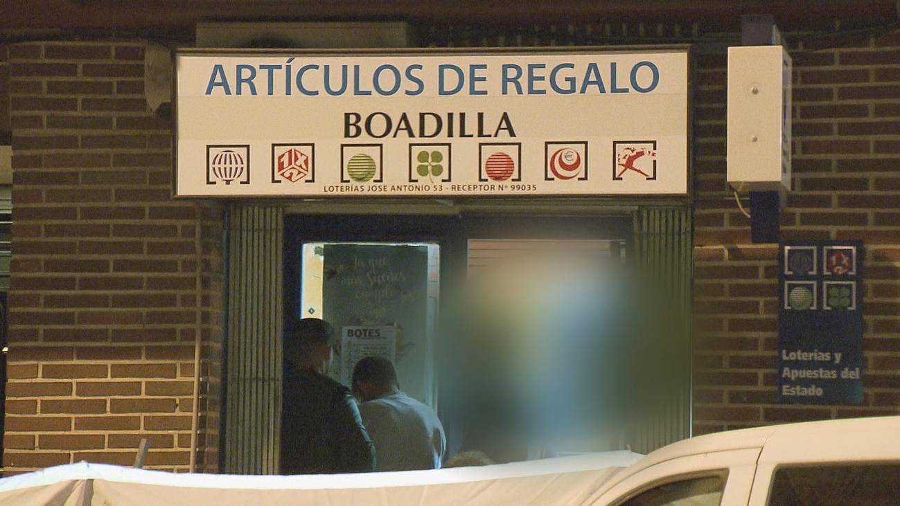 Detenido el hijo del lotero asesinado en Boadilla como principal sospechoso