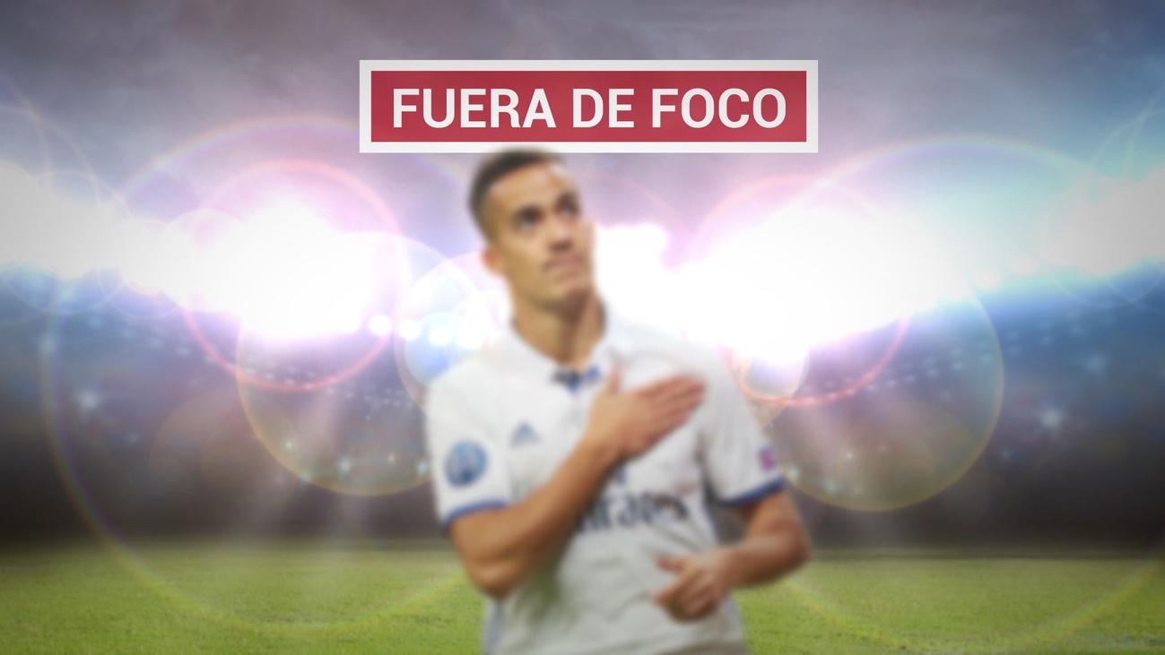 Lucas Vázquez pierde peso en el Madrid