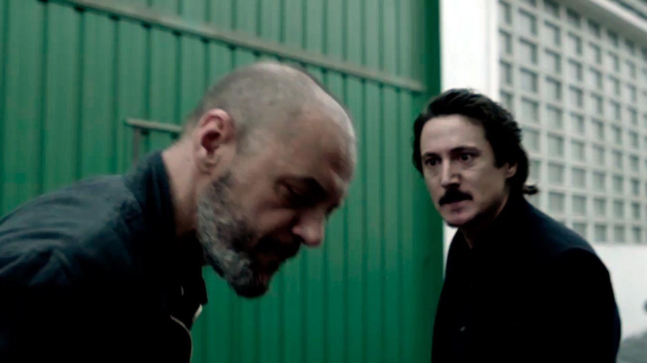 """""""¿Qué cojones pasa con el moro? ¡Tendría que estar muerto!"""""""