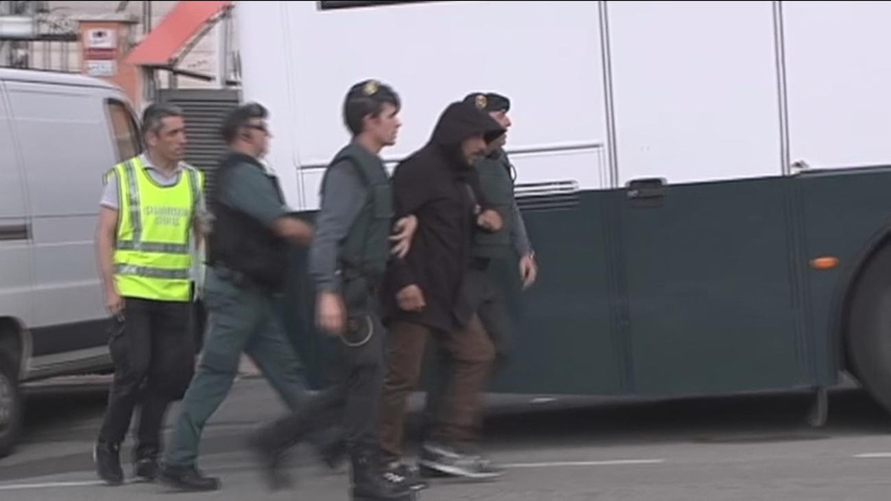 Doce detenidos en la operación contra el tráfico de marihuana en Girona