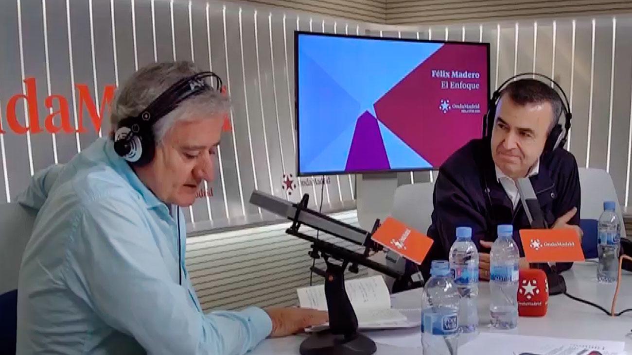 """Lorenzo Silva: """"El lado oscuro resuelve muchas cosas en la sociedad"""""""