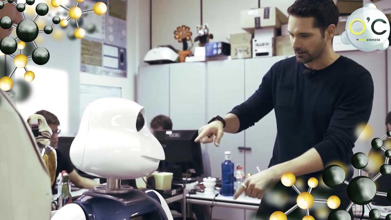 Maggie, el robot social de la UC3M