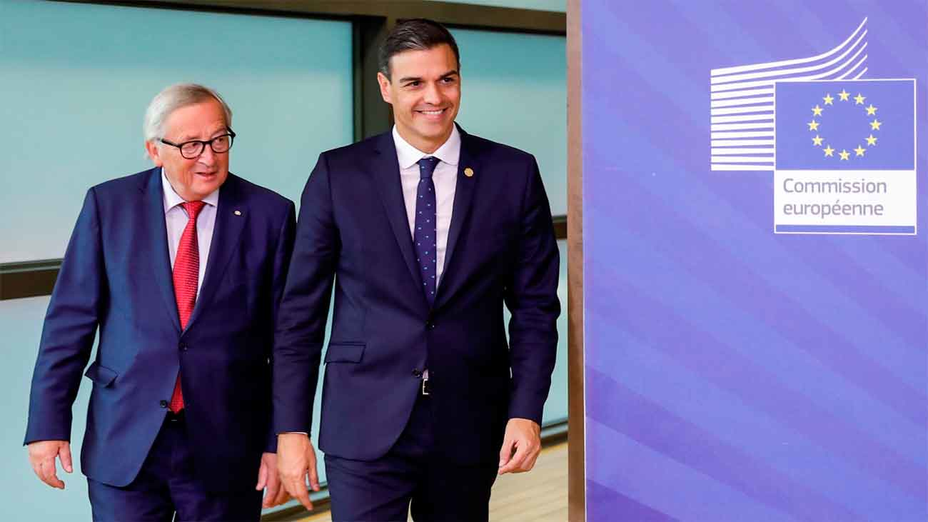 Bruselas pedirá a España que aclare su presupuesto ante el riesgo de incumplimiento