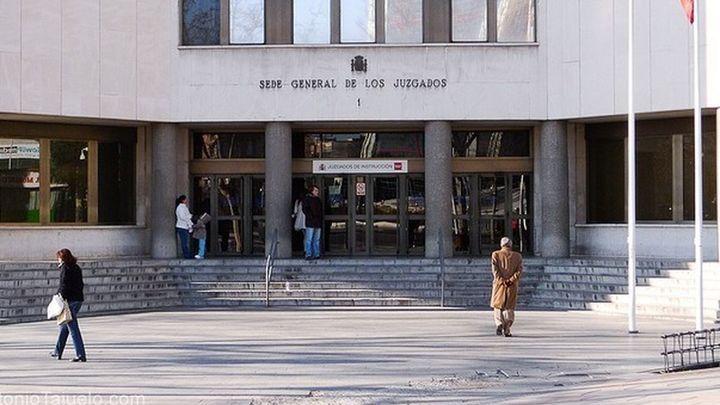 Los juzgados de Plaza de Castilla limitan el acceso solo a personas citadas