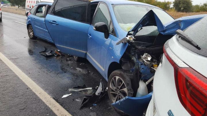 Siete personas fallecen en las carreteras españolas durante el puente de Todos los Santos