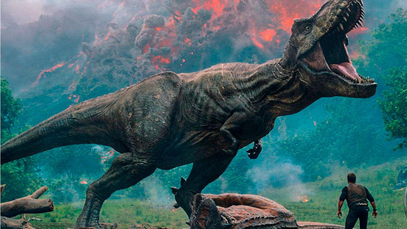 """Jurassic World: The Exhibition"""