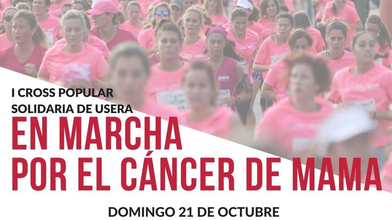 En Marcha por el Cancer de Mama