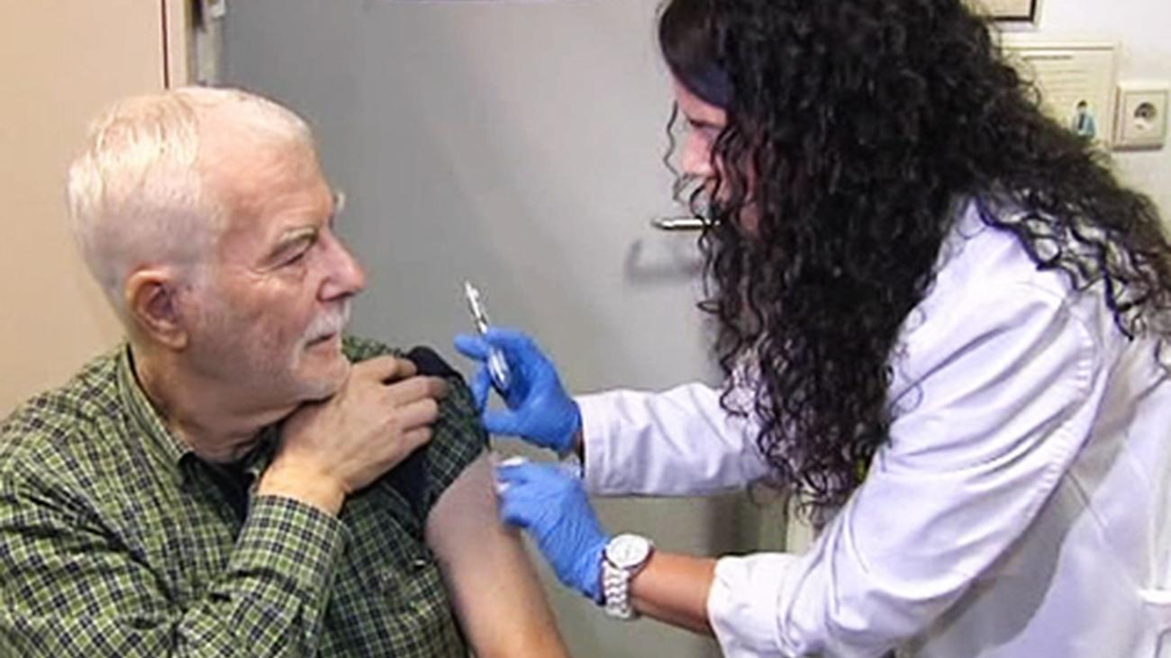 Arranca la campaña  de vacunación de la gripe