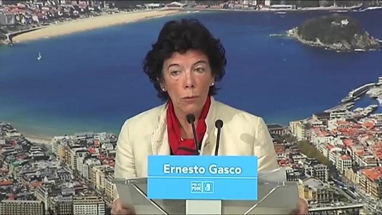 """Celáa afirma que los Presupuestos saldrán adelante pese """"a los muchos obstáculos"""""""