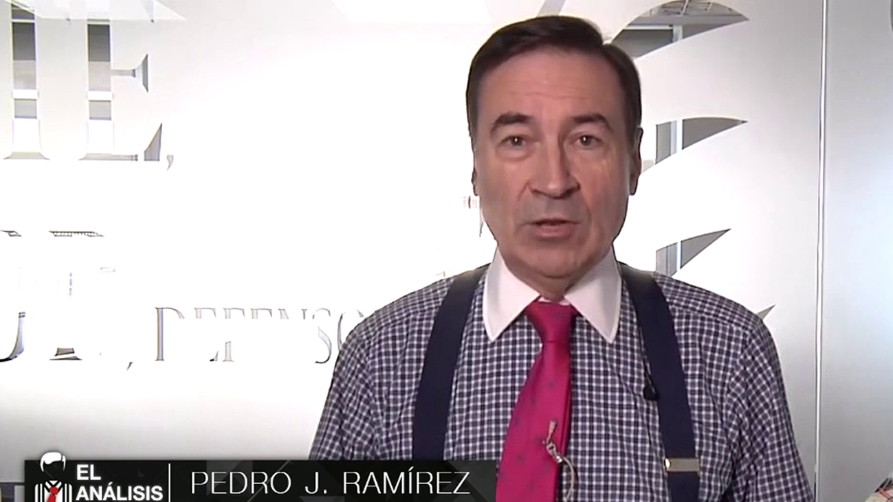"""La reflexión de Pedro J. Ramírez: """"Deberíamos ser más exigentes con la credibilidad de los ministros"""""""