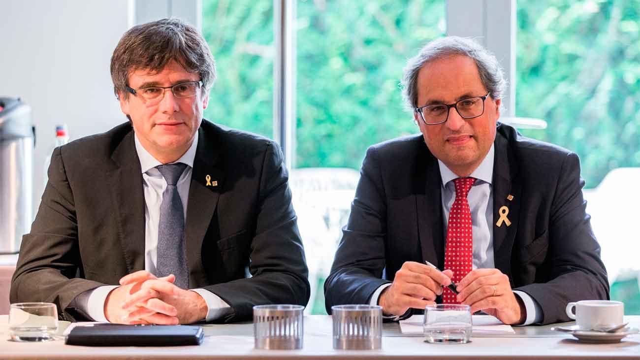 """La Generalitat activará el """"Consejo de la República"""" el día 30 de octubre"""
