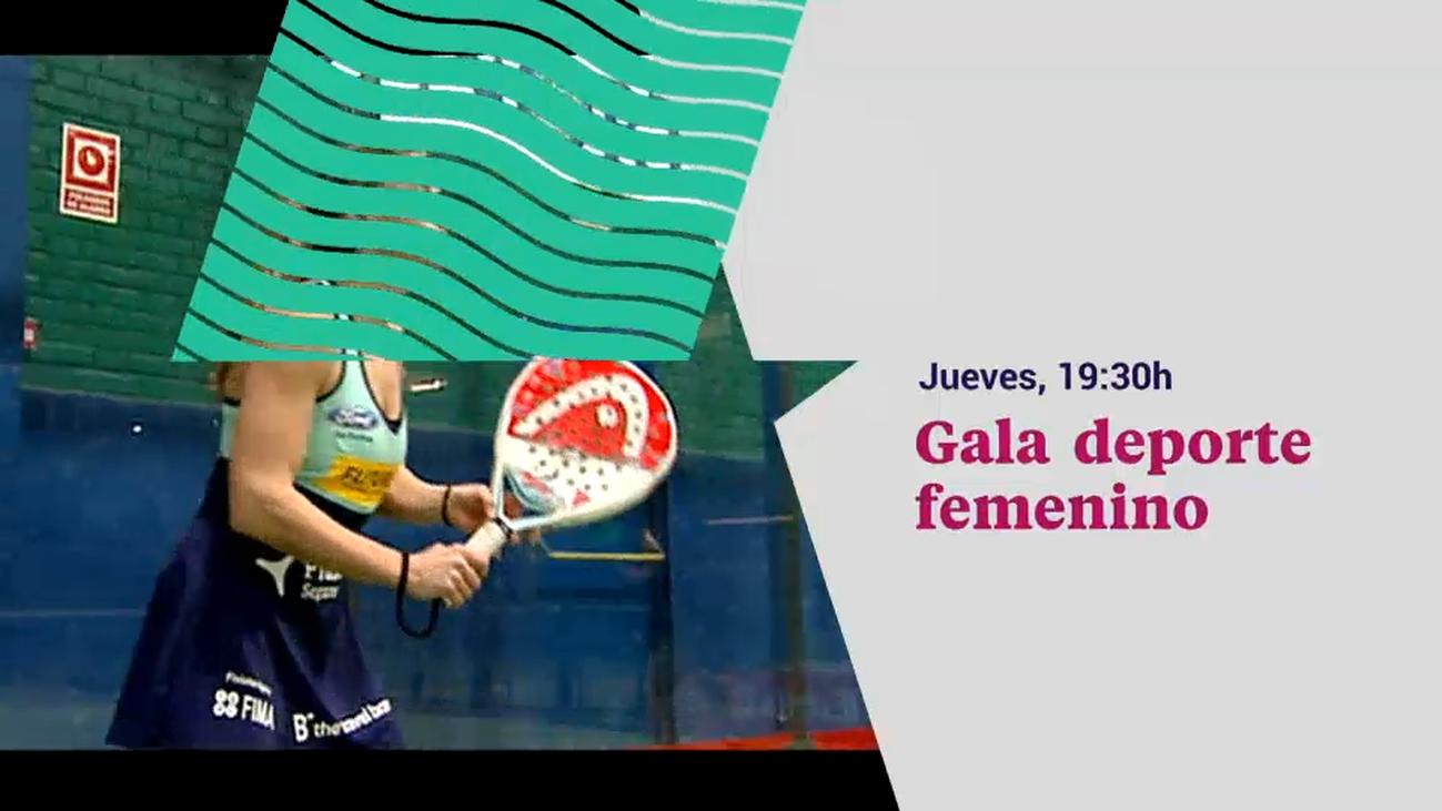 I Gala de Mujeres Deportistas, en Telemadrid
