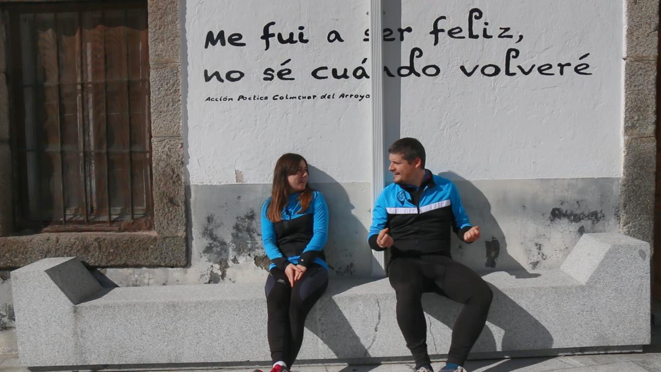 Acción poética en Colmenar del Arroyo