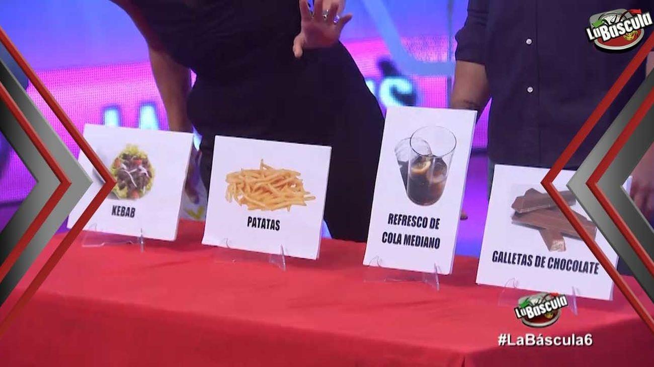 ¿Cuánto cuesta quemar un menú de comida rápida?