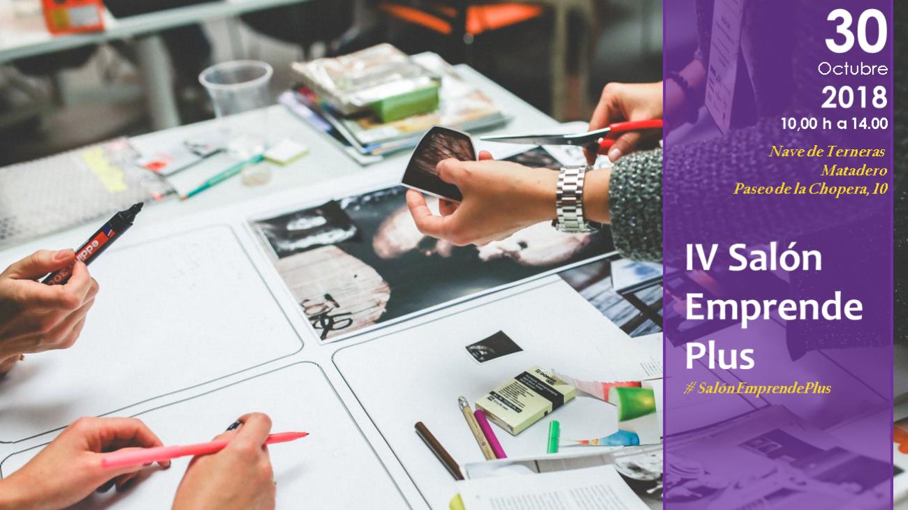 Emprende Plus, un encuentro para las emprendedoras madrileñas