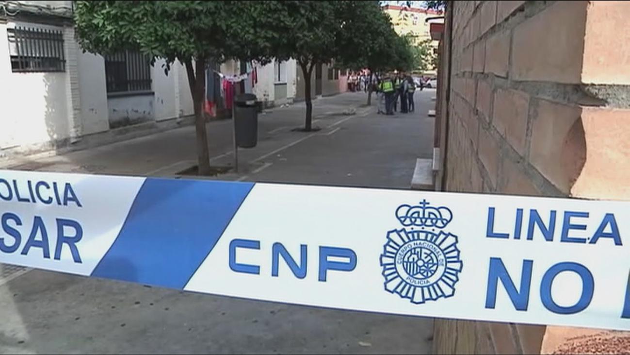 Detenida la expareja de la mujer de 36 años asesinada hoy en Sevilla