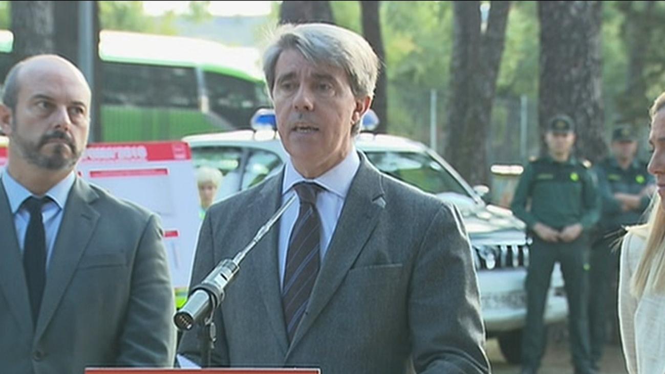 Garrido pide al Ayuntamiento que suspenda Madrid Central