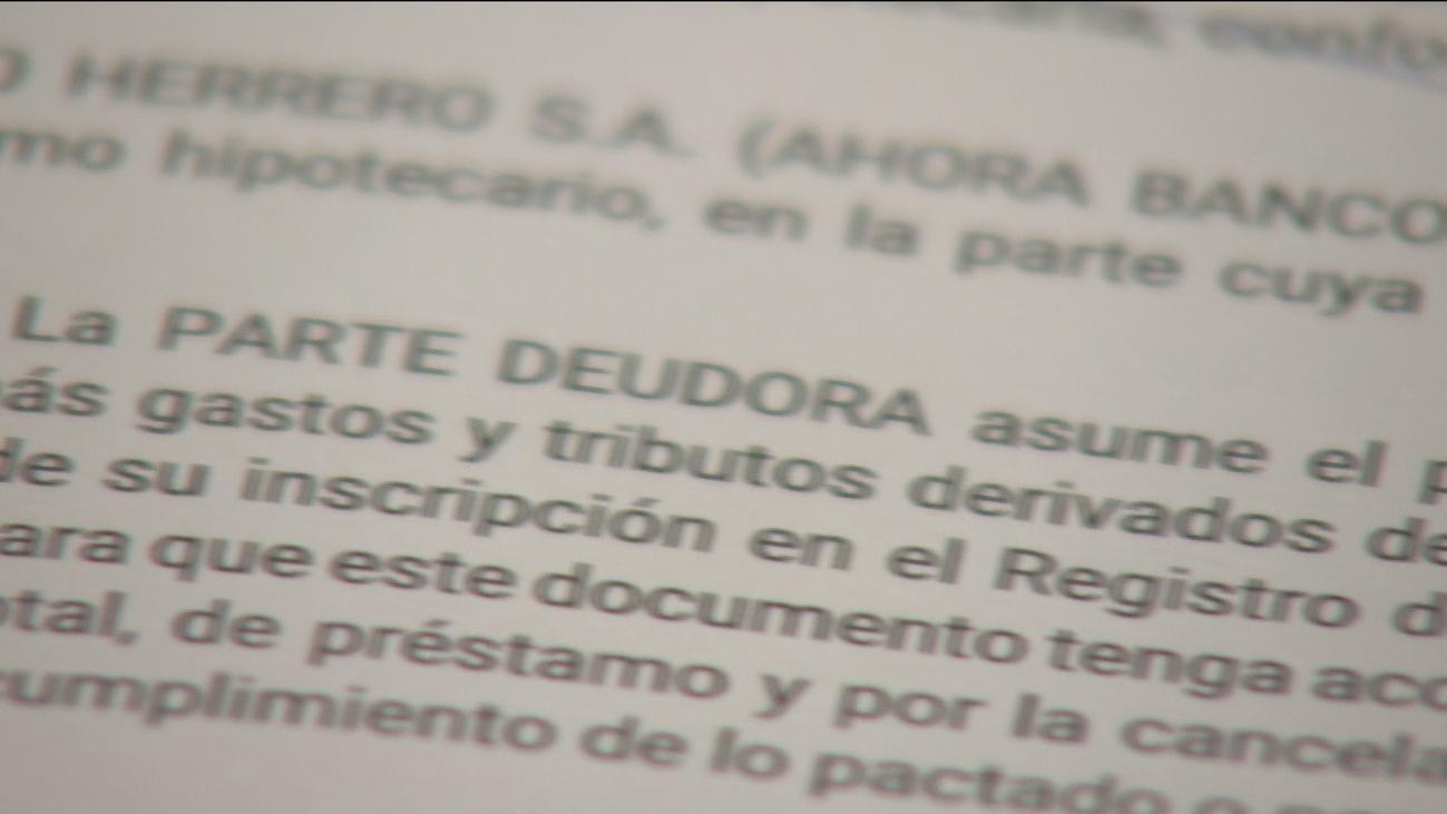 Técnicos de Hacienda recomiendan firmar la hipoteca y retrasar el pago del tributo