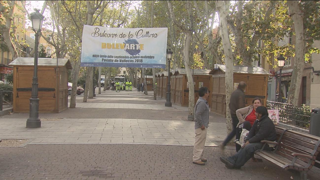 El bulevar de Puente de Vallecas será peatonal en menos de un año