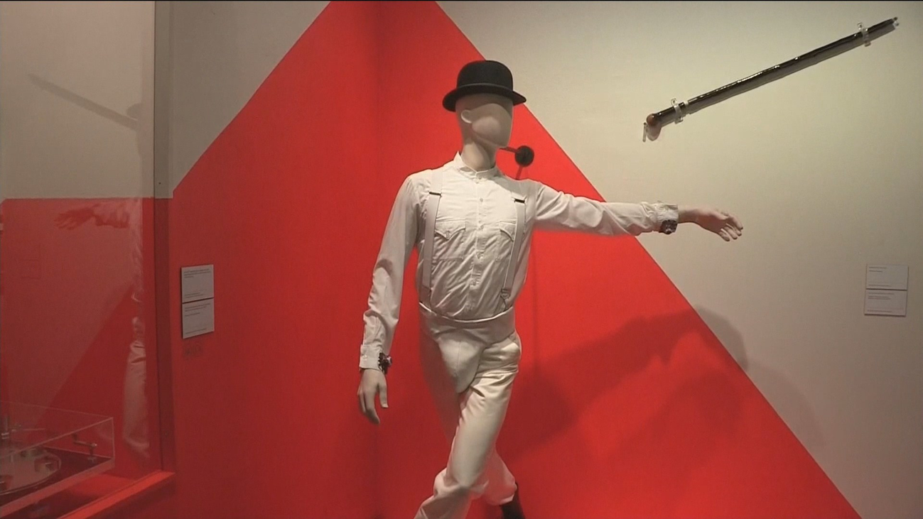 Una exposición reivindica en Barcelona el genio de Stanley Kubrick