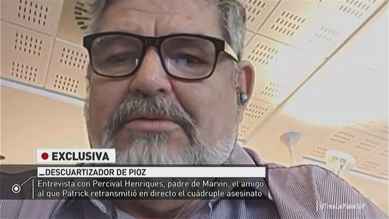 Declaraciones en exclusiva del padre de Marvin, el amigo de Patrick Nogueira