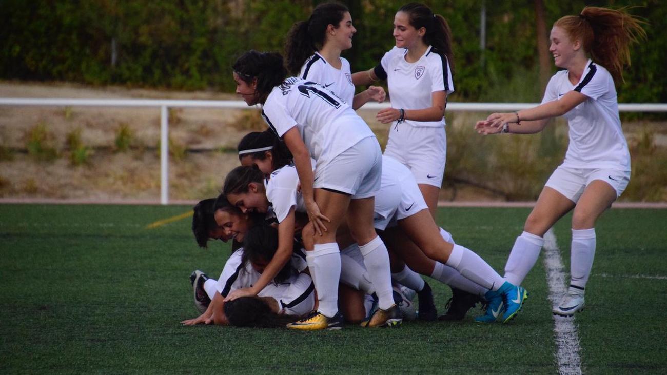 Madrid CFF-Olímpico, duelo en la liga juvenil femenina
