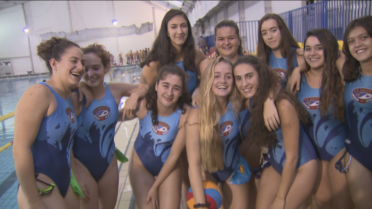 En el Waterpolo  Concepción pagan por jugar en la élite