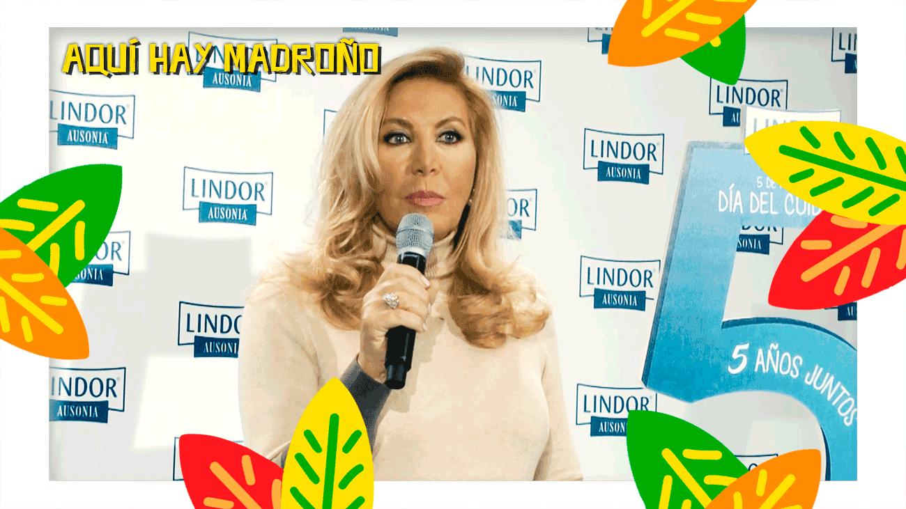 Norma Duval quiere despedirse de Carmen Sevilla