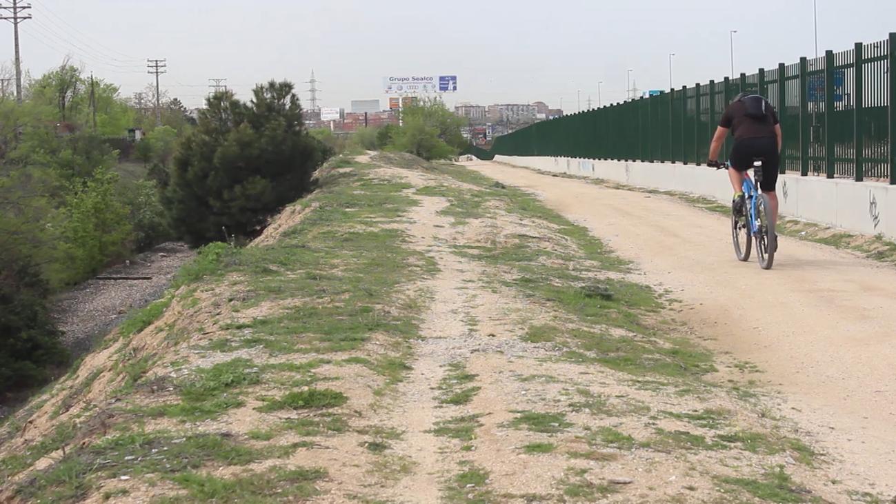 Por una Vía Verde que una Madrid y Leganés