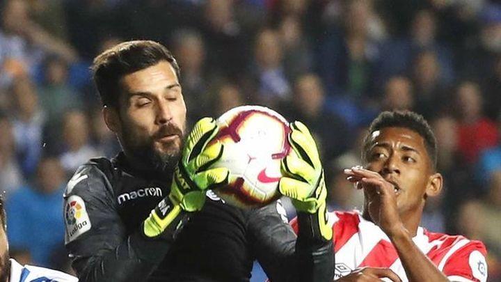 """Moyá: """"Simeone no se casa ni con nombres ni con millones"""""""