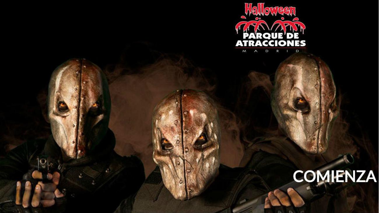 Actividades y espectáculos por Halloween en el Parque de Atracciones