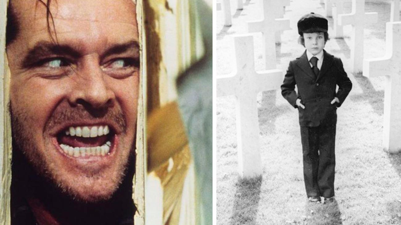 """""""El resplandor y La profecía"""": dos iconos del cine de miedo"""