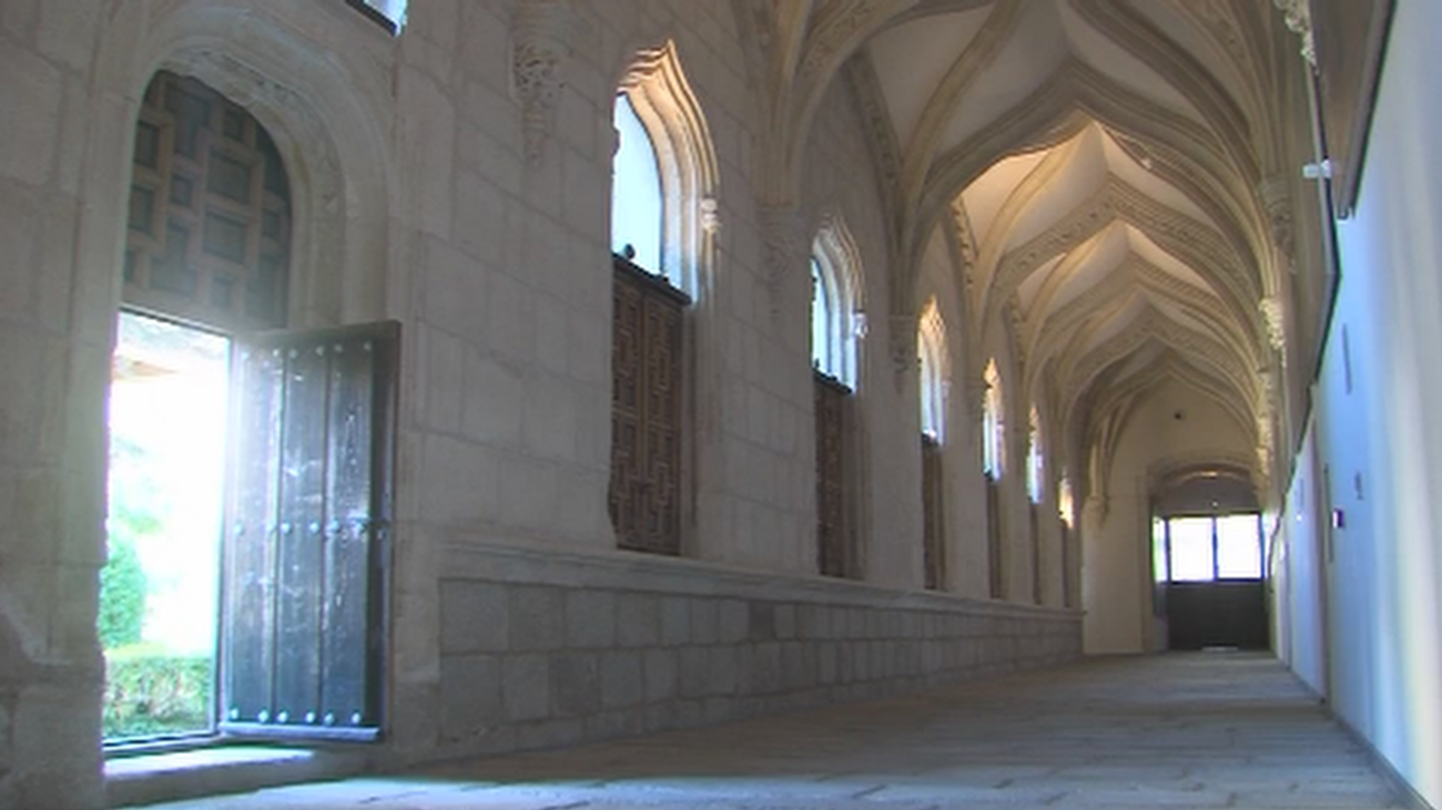 Un retiro silencioso en el Monasterio del Paular