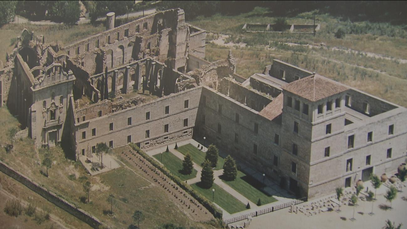 Santa María la Real de Valdeiglesias, una joya cisterciense en Pelayos de la Presa