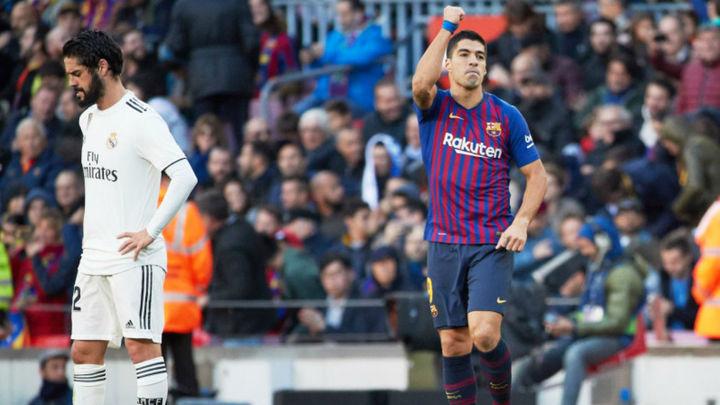 5-1. El Barcelona atropella al Real Madrid