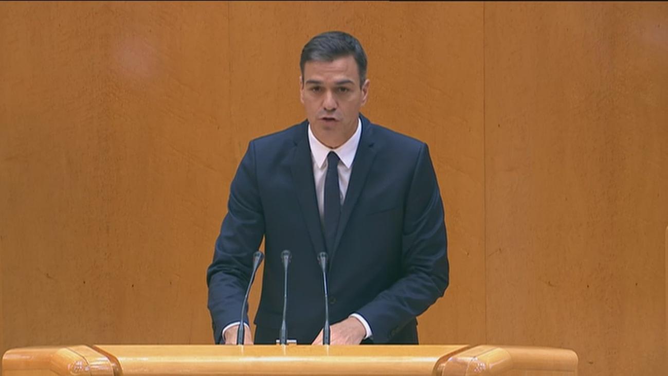 Sánchez llama a trabajar con el objetivo 'hambre cero'
